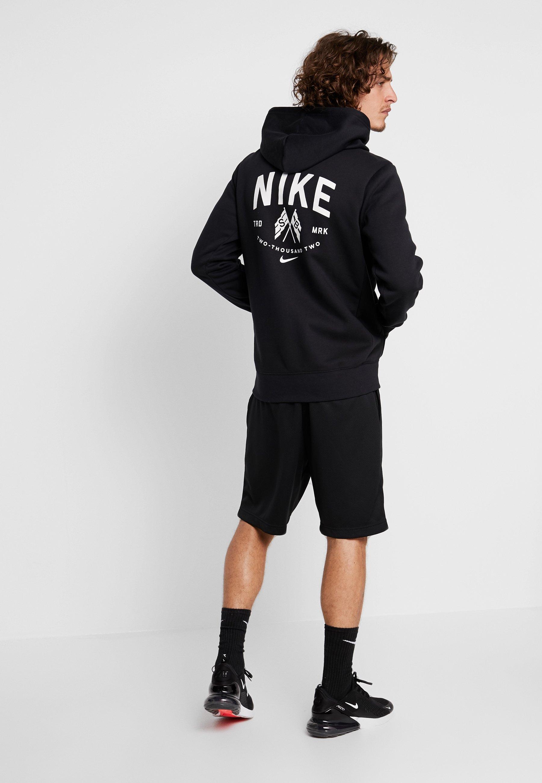 SundayShort Black White Dry summit Nike Sb I2YDH9EbeW