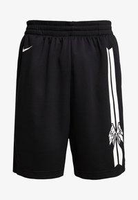 Nike SB - DRY SUNDAY - Shorts - black/summit white - 4