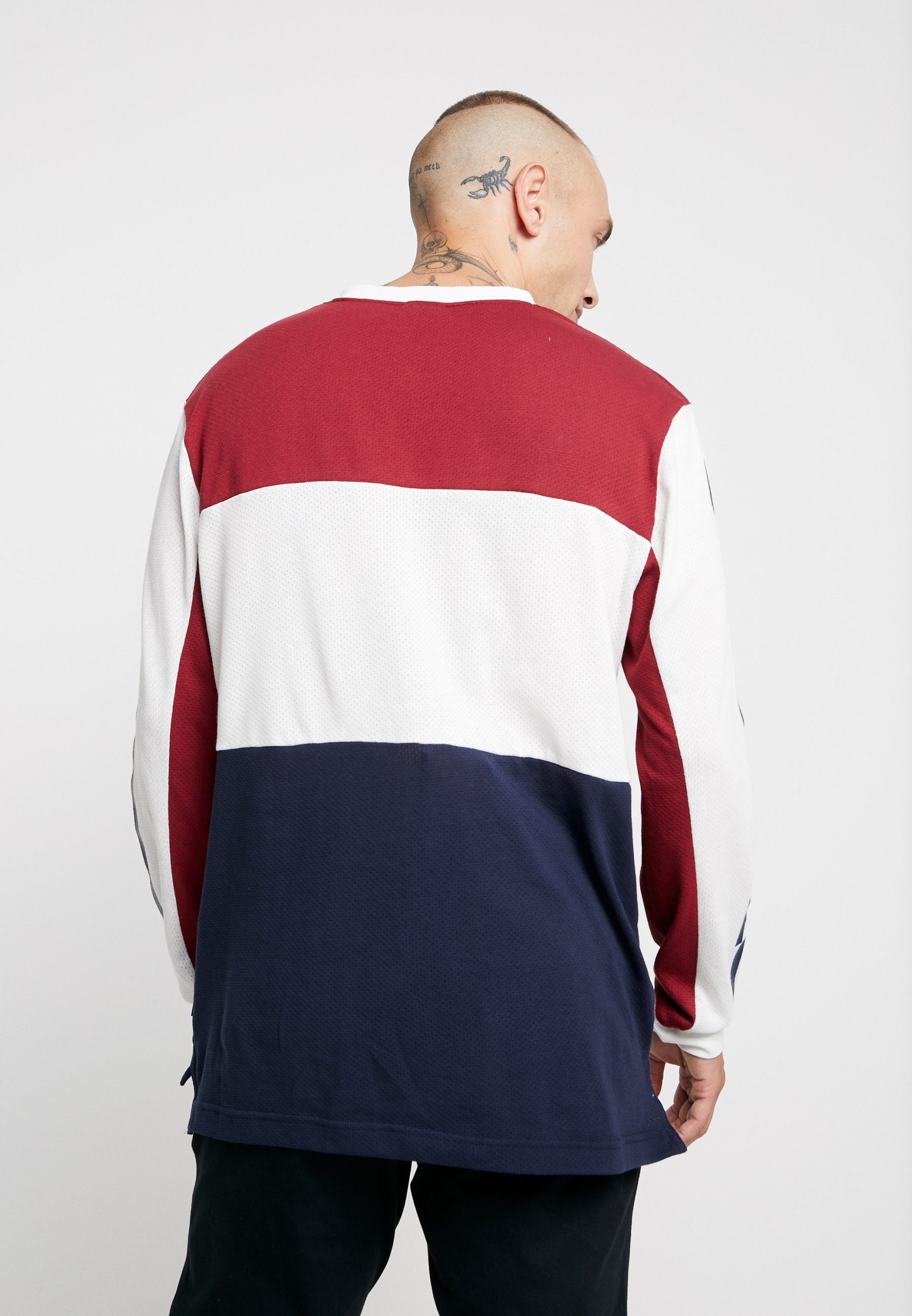 Sb Red T LonguesObsidian summit shirt À White Manches Nike team nOwkN8PX0