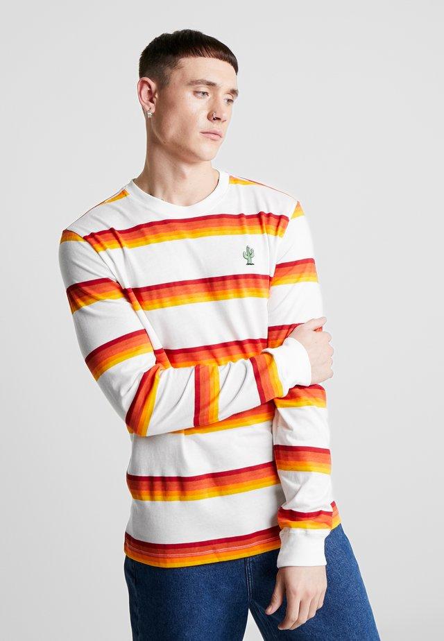 TEE WHEELIN - Långärmad tröja - sail