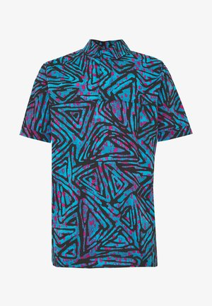 Chemise - laser blue/watermelon/black