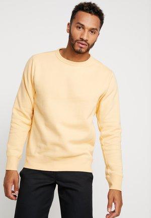 CREW ICON - Sweatshirt - celestial gold