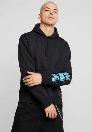 ICON TRIPLE STACK - Hoodie - black/blue stardust