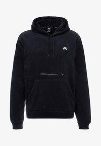 Nike SB - NOVELTY - Hættetrøjer - black/white - 5