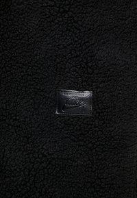 Nike SB - SHERPA  - Fleecejakker - black/black - 4