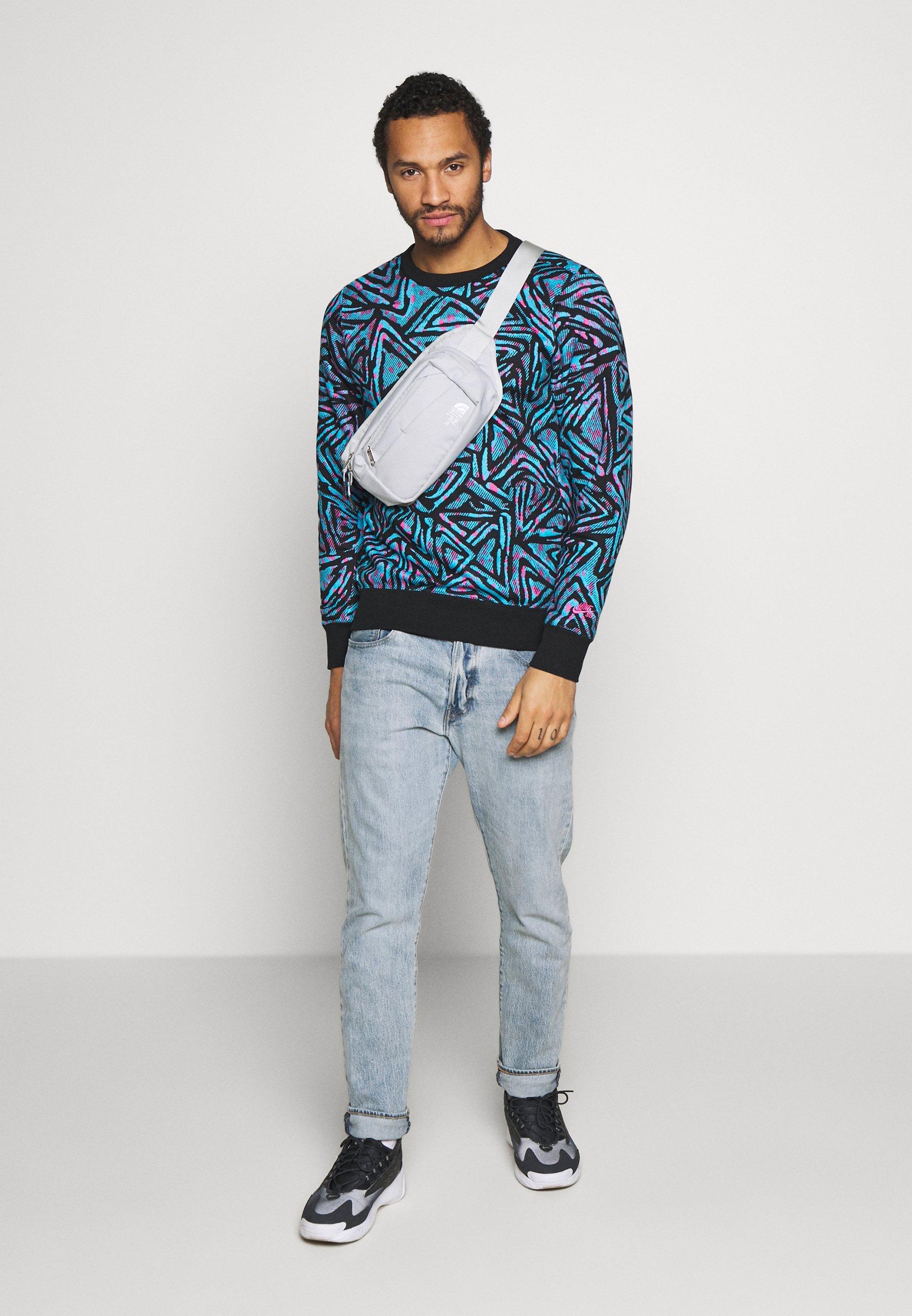 Nike Sb Sweatshirt - Laser Blue/black/watermelon