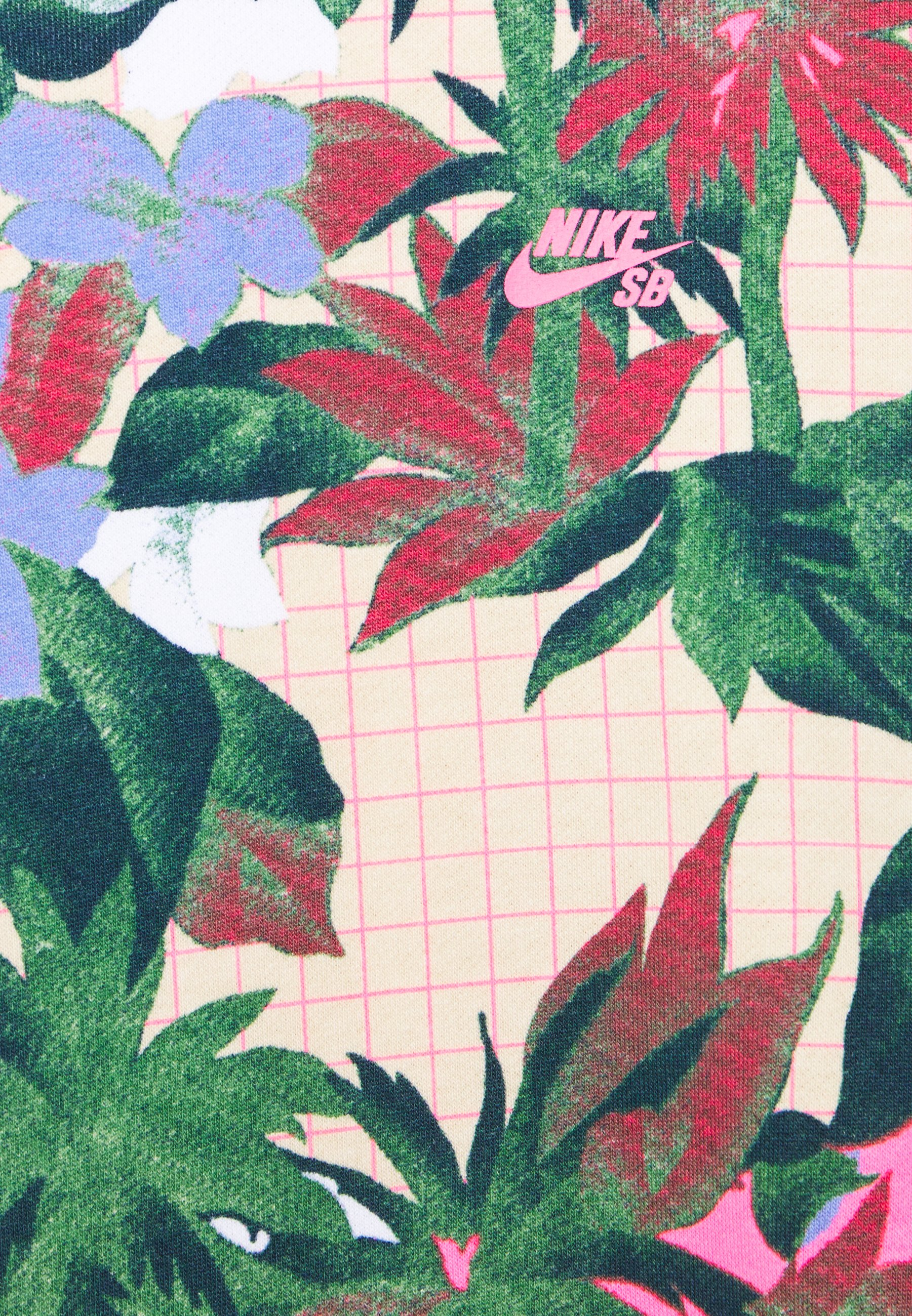 Nike SB PARADISE HOODIE Sweat à capuche fossildigital