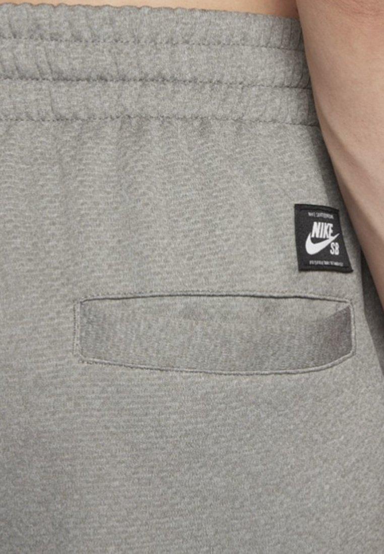 Nike Sb Dri Dark fitShort Heather Grey white gb6f7y