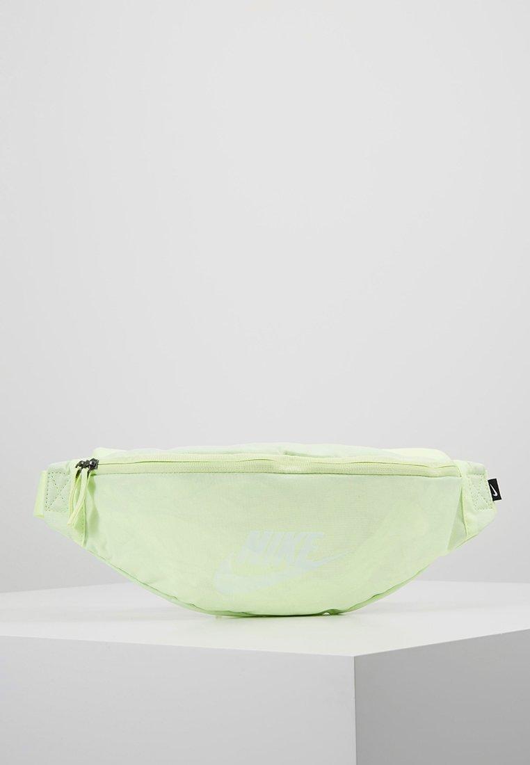 Nike Sportswear - HERITAGE - Bum bag - barely volt