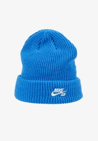 Nike SB - FISHERMAN - Mössa - pacific blue/white - 4