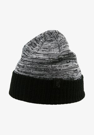 BEANIE SEASONAL - Čepice - black/white