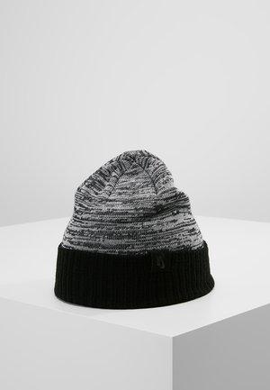 BEANIE SEASONAL - Lue - black/white