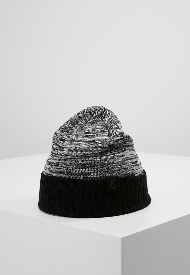 BEANIE SEASONAL - Pipo - black/white