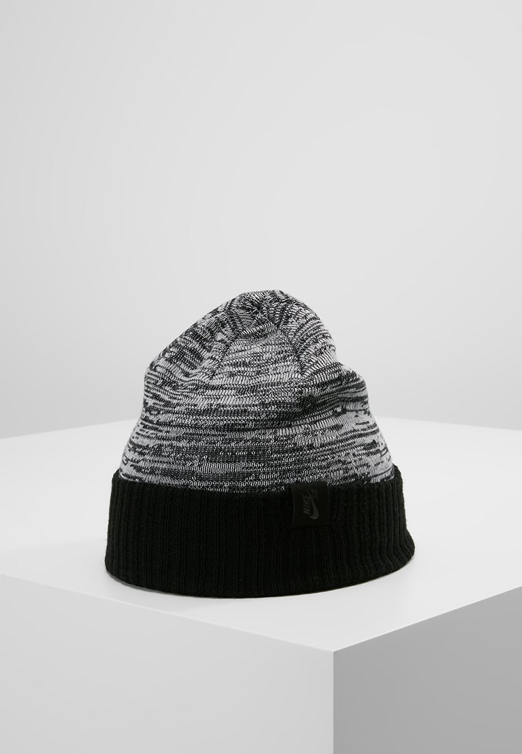 Nike SB - BEANIE SEASONAL - Čepice - black/white