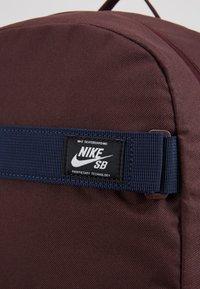 Nike SB - Rucksack - mahogany/obsidian/white - 7