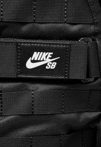 Nike SB - SOLID - Batoh - black - 6