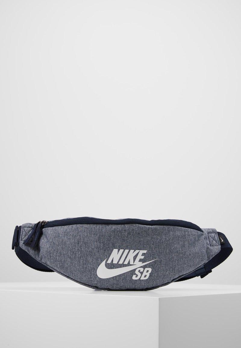 Nike SB - HERITAGE HIP PACK - Gürteltasche - obsidian
