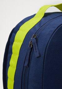 Nike SB - ICON - Batoh - midnight navy/bright cactus/black - 7