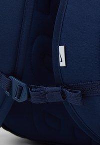 Nike SB - ICON - Batoh - midnight navy/bright cactus/black - 4