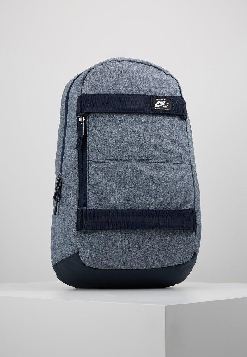 Nike SB - Tagesrucksack - black/ dark blue