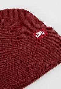 Nike SB - UTILITY - Beanie - team red - 5