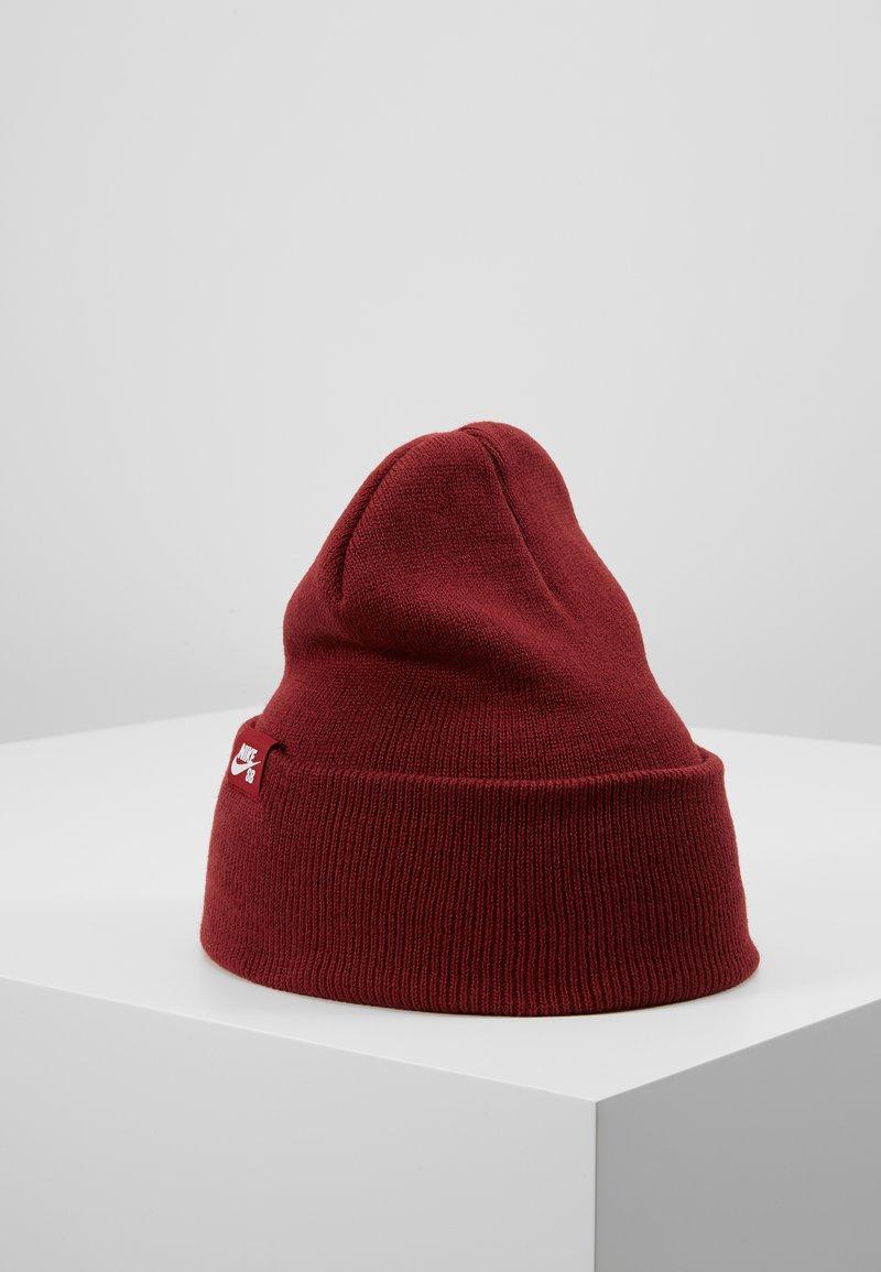 Nike SB - CAP UTILITY BEANIE - Mütze - team red
