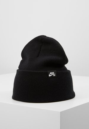 UTILITY - Bonnet - black/white