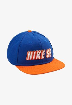 PRO CAP  - Cap - rush blue/brilliant orange