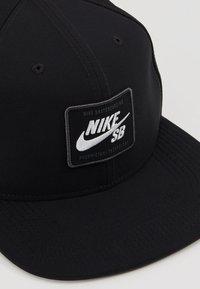 Nike SB - AROBILL PRO  - Keps - black - 6