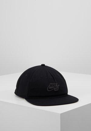 PRO - Caps - black/anthracite