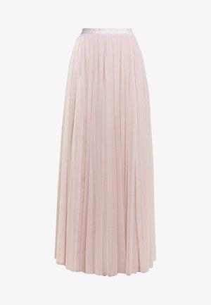 Falda larga - petal pink