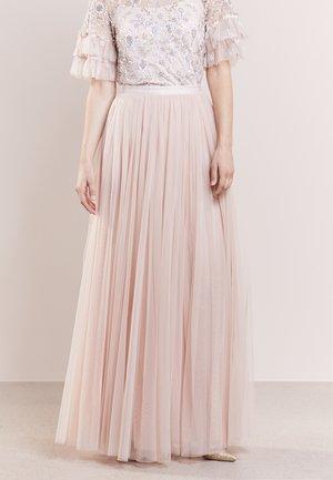 Jupe longue - petal pink