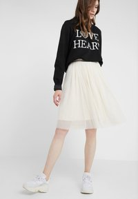 Needle & Thread - MIDI SKIRT - A-Linien-Rock - champagne - 0
