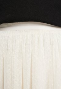 Needle & Thread - MIDI SKIRT - A-Linien-Rock - champagne - 4
