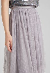 Needle & Thread - DOTTED MIDI SKIRT - A-line skirt - orchid - 4