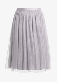 Needle & Thread - DOTTED MIDI SKIRT - A-line skirt - orchid - 3