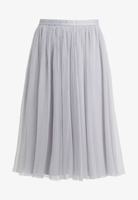 Needle & Thread - DOTTED MIDI SKIRT - A-line skjørt - dusk blue - 3