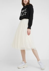 Needle & Thread - DOTTED SKIRT - A-linjekjol - champagne - 0