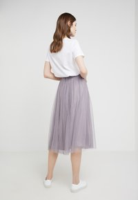 Needle & Thread - DOTTED SKIRT - A-line skjørt - vintage lavender - 2