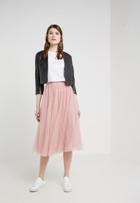 Needle & Thread - DOTTED SKIRT - A-Linien-Rock - rose petal