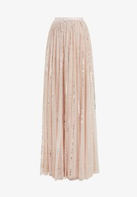 Needle & Thread - SHIMMER SKIRT - Gonna a campana - pink - 4