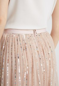 Needle & Thread - SHIMMER SKIRT - Gonna a campana - pink - 5