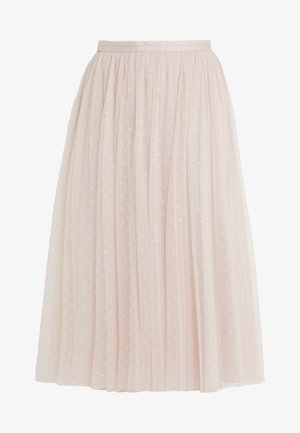 KISSES MIDAXI SKIRT - Maxikjol - french rose