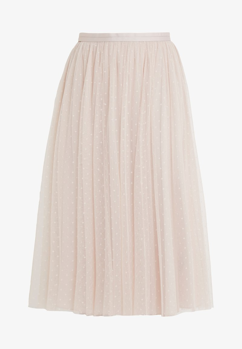 Needle & Thread KISSES MIDAXI SKIRT - Maxiskjørt - french rose