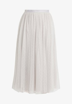 KISSES TULLE MIDAXI SKIRT - A-linjekjol - periwinkle purple