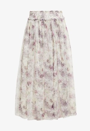 LILACS SMOCKED BALLERINA SKIRT - A-Linien-Rock - champagne