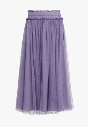 HONEYCOMBE SMOCKED BALLERINA SKIRT - Áčková sukně - bluebell