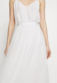 Needle & Thread - KISSES TULLE MIDAXI SKIRT - A-Linien-Rock - mow - 4