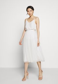 Needle & Thread - KISSES TULLE MIDAXI SKIRT - A-Linien-Rock - mow - 1
