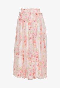 Needle & Thread - RUBY BLOOM SMOCKED BALLERINA SKIRT - Jupe trapèze - pink - 3